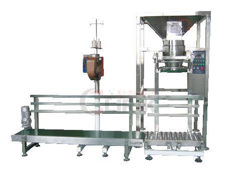 GX-LD1 semi-auto. powder dosing packing machine