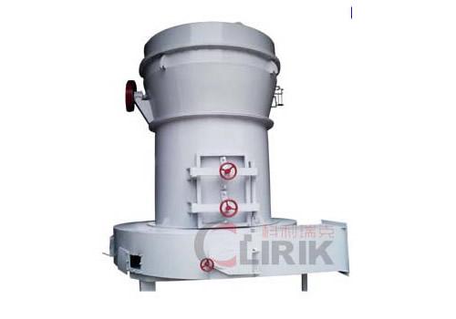 Five roller mill: YGM4121 mill