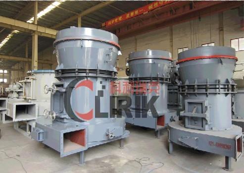 Six roller mill: YGM1600 mill