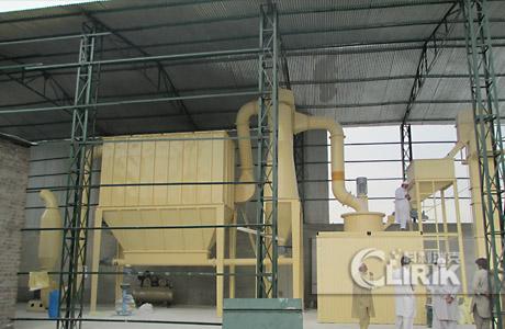 Industrial Powder Grinder, Stone Powder Grinder, Powder Making Machine