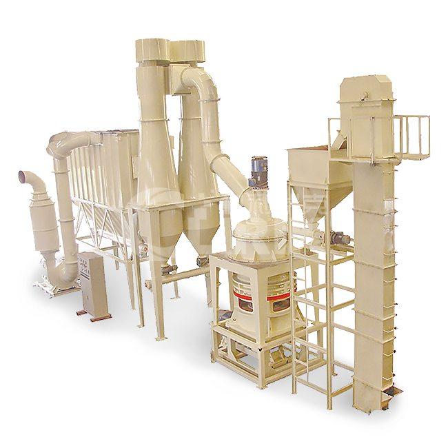 Bauxite ultrafine grinding mill