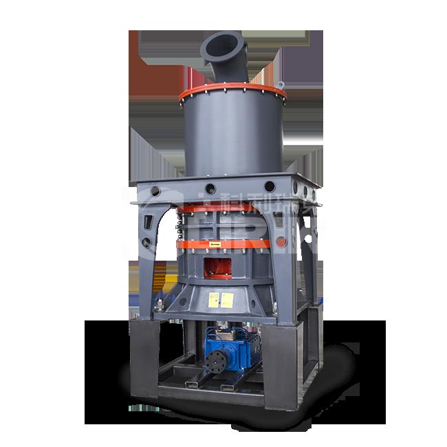Silicon carbide powder grinder